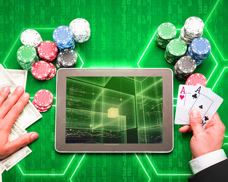 casino transformation from traditional to online